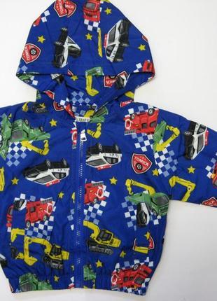 Куртка ветровка для мальчика на 1 и года.