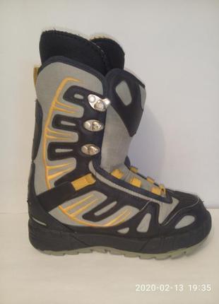 Брендовые оригинальный ботинки сноуборд thirty two детские