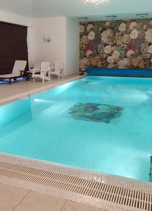 Обслуживание бассейнов и ремонт оборудования бассейнов