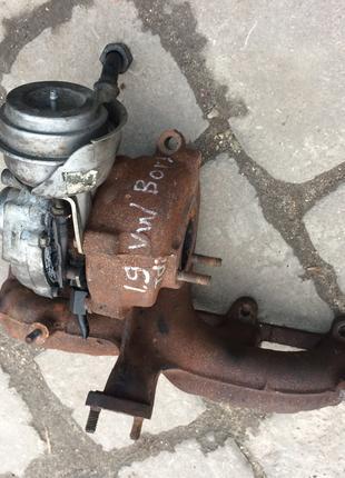 VW Golf-4 1.9TDI - турбина