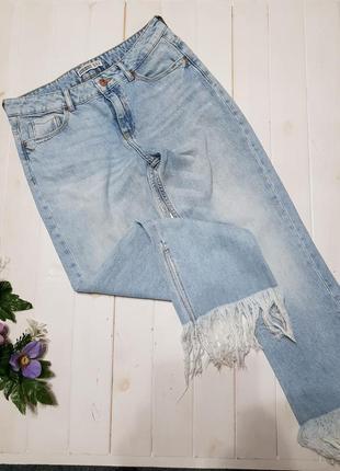 Крутве джинсы зара размер 28