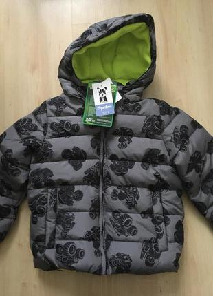 Куртка на мальчика (евро-зима) 104 см tm takko