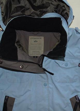 Alpha industries куртка размер xl