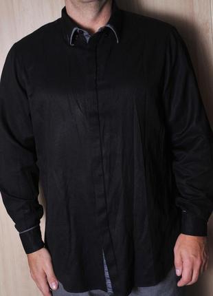 Стильная рубашка f&f