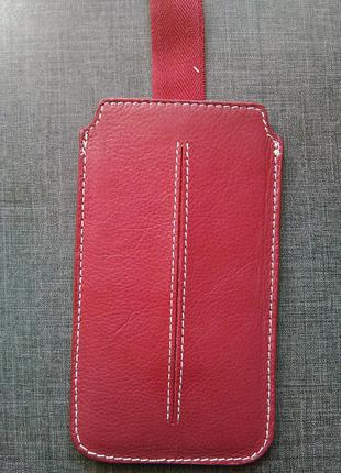 Чехол для iphone 4 4s 5 5s 5c кожа