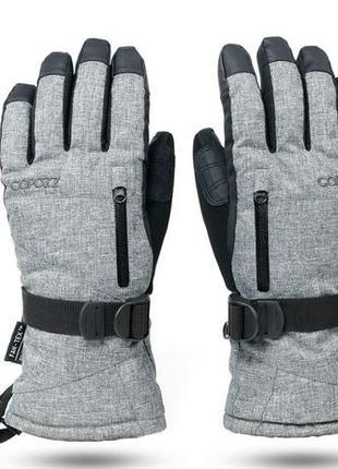 Горнолыжные перчатки Copozz skigloves лыжные мужские перчатки ...