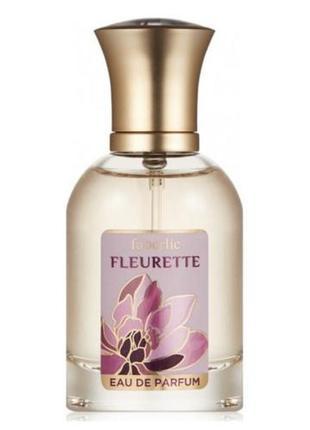 Парфюмерная вода для женщин fleurette