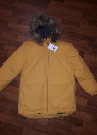 Куртка парка zara 140-164