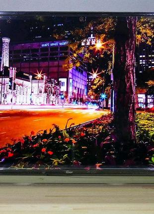 "Телевизор COMER 50"" Smart FHD-W Android 7.1 (E50DM1200) (Смарт тв"