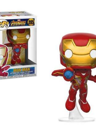 Funko POP! Marvel: Avengers Infinity War - Iron Man, Железный ...