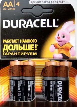 Батарейки DURACELL AA/AAA made in Belgium