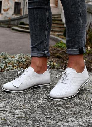 Туфли материал :натур кожа