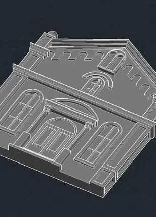 Разработка/Изготовление 3Д моделей для печати на 3Д принтере