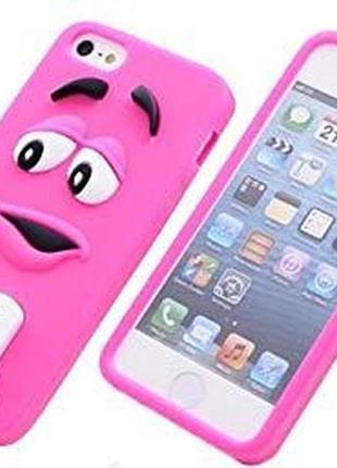 Чехол силиконовый M&M's для Apple iPhone 6 Plus/6s Plus