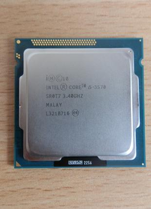 Intel® Core™ i5-3570 FCLGA1155