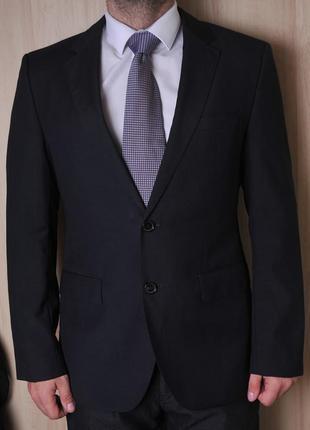 """Легкий стильный шерстяной  пиджак """"hugo boss""""👍👍👍👍👍"""