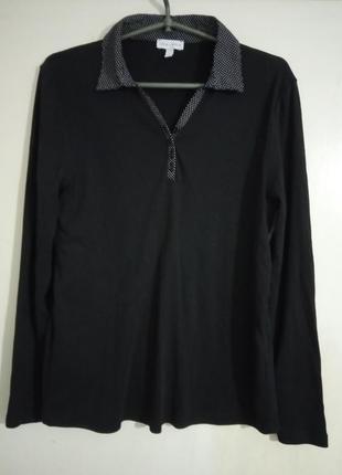 Стильная, брендовая, трикотажная, качественная блуза, кофта.