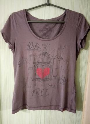 Стильная, молодежная, брендовая футболочка бренд edc