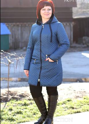 Пальто   полу пальто на весну 52 размер