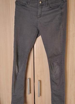 Мягкие тонкие тянущиеся джинсы topshop