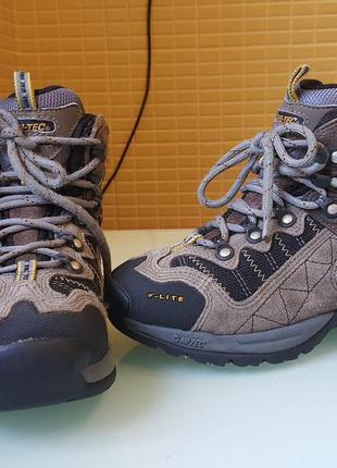 Детские зимние горные ботинки hi-tec v-lite оригинал