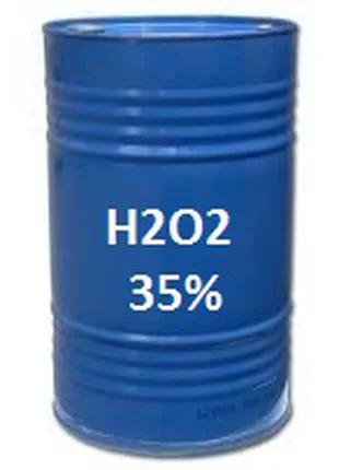Перекись водорода 35% (канистра 10кг)