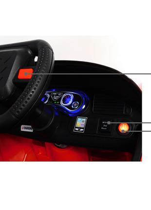 Спортивний автомобіль з акумуляторами