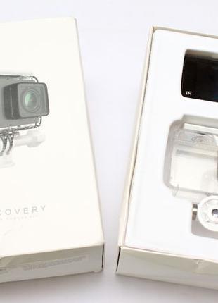 Экшн-камера Xiaomi YI Discovery 4K (аквабокс+пульт+крепления)