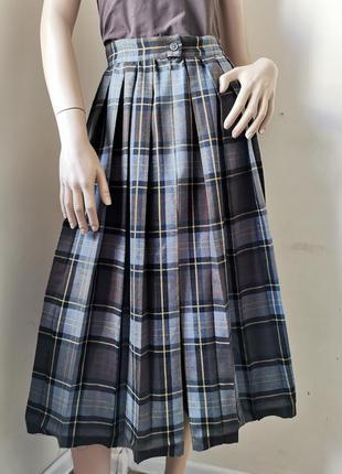 Max mar шерстяная юбка-брюки, кюлоты
