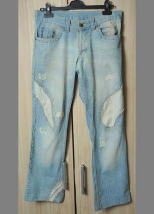 Классические джинсы d&g
