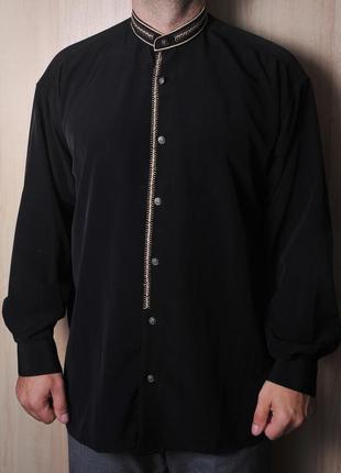 Рубашка mondo с вышивкой