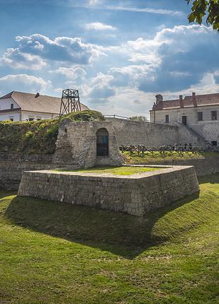 Збаразький замок + Тернопіль. Індивідуальний тур.