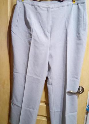 Классические брюки супер большого размера ф-мы slimma