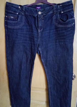 Фирменные джинсы супер большого размера