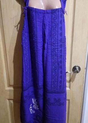 Шикарное платье сарафан большой размер