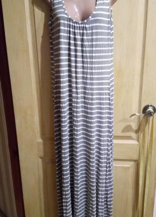 Платье сарафан для дома и дачи
