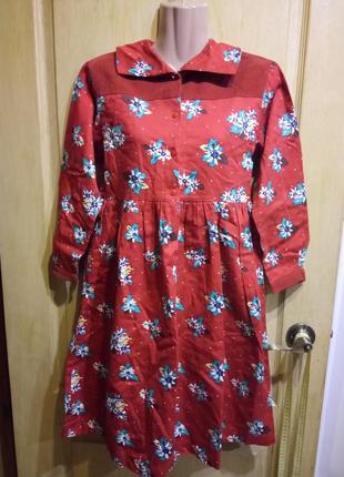 Симпатичное платье для дома халат dipaki