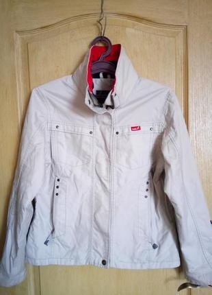 Молодежная куртка весна-осень halti