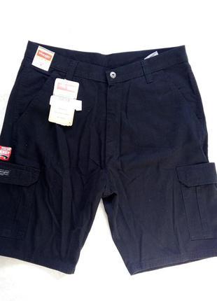 Мужские шорты  wrangler twill denim оригинал р34, 38