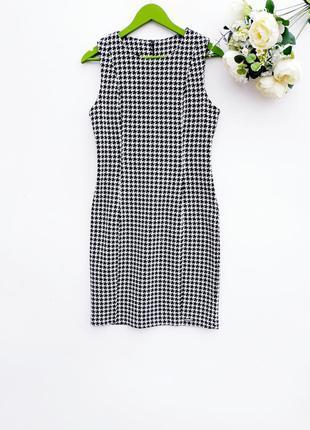 Стильное платье сарафан плотное платье по фигуре