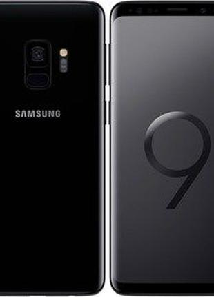 Samsung Galaxy S9 (S9 Plus) 64-256GB Black (Gold, Purple, Gray...