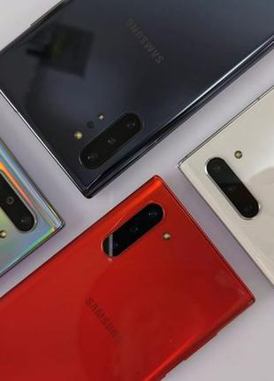 Samsung Galaxy Note 10 разные