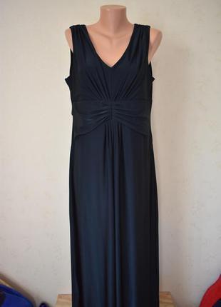 Новое красивое нарядное платье большого размера