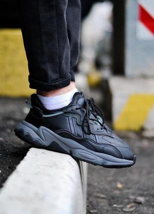 Стильные кроссовки 💪adidas ozweego khaki💪