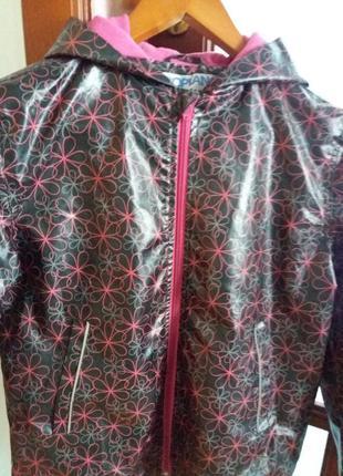 Куртка  на флисе водоотталкивающая германия pocopiano.