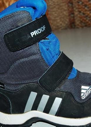 Adidas зимние ботинки climaproof 31 размер