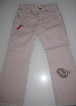Фирменные брюки armani junior, рост 116 см