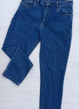 Крутые джинсы бойфренд с высокой посадкой edge