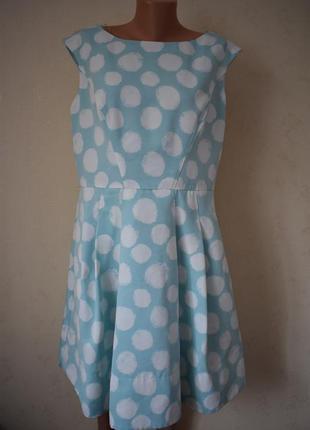 Красивое платье с принтом большого размера roman originals