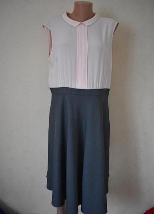 Новое нежное красивое платье большого размера bhs